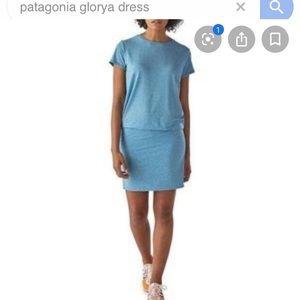 Patagonia tshirt dress siZe L